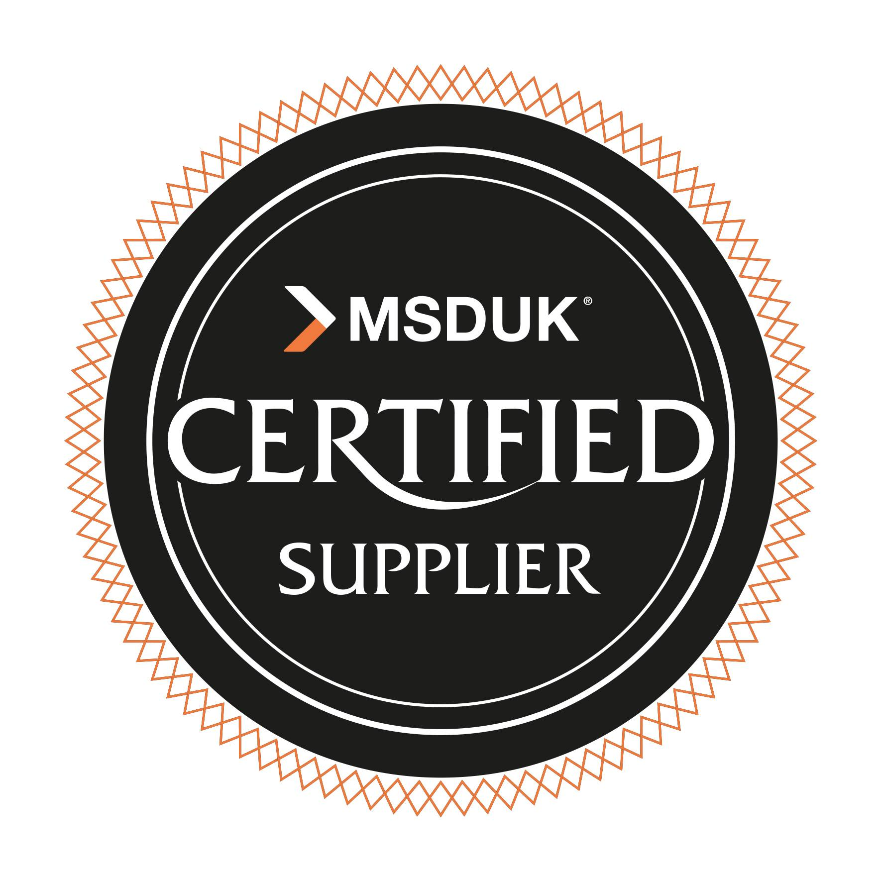 Certified Supplier Online Logo